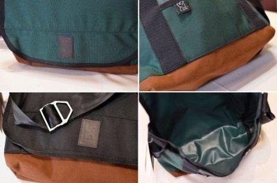 画像2:  【CHROME/クローム】 CLASSIC MESSENGER BAG(クラシックメッセンジャーバッグ)