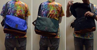 画像3:  【CHROME/クローム】 CLASSIC MESSENGER BAG(クラシックメッセンジャーバッグ)