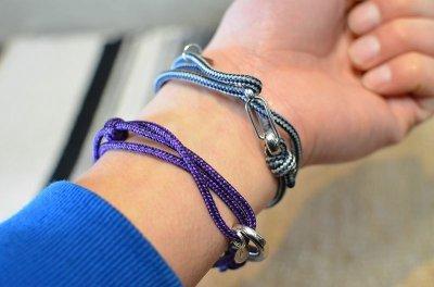 画像3: 【JLK】 Wrap Bracelet (シャックル)