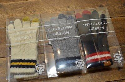 画像3: 【Infielder Design/インフィールダーデザイン】  TILDEN GLOVE