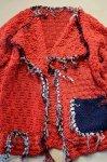 画像8: 【Harapos Reales/ハラポスレアレス】 Frayed Cardigan フレイド  カーディガン (8)