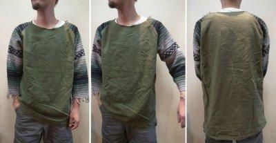 画像3: 【OLD PARK/オールドパーク】 RUG LAUNDRY SHIRT ラグ ランドリーシャツ