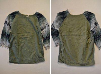 画像1: 【OLD PARK/オールドパーク】 RUG LAUNDRY SHIRT ラグ ランドリーシャツ