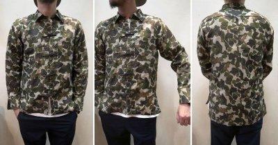 画像3: 【THE DAWN B/ザ ドーンビー】 CHINA SHIRTS チャイナシャツ