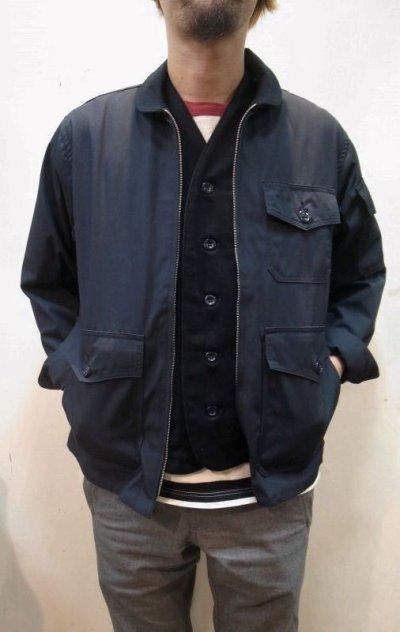 画像2: 50%OFF【Yarmo/ヤーモ】 Melton Reflective Vest