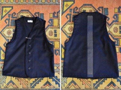 画像1: 50%OFF【Yarmo/ヤーモ】 Melton Reflective Vest