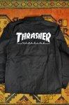 画像7: 【THRASHER/スラッシャー】 コーチジャケット (7)