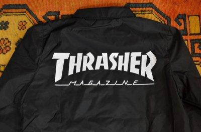 画像2: 【THRASHER/スラッシャー】 コーチジャケット