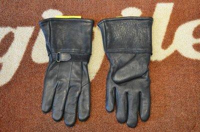 画像1: 【NAPA GLOVE/ナパグローブ】 Deerskin Gauntlet Glove ガントレットグローブ