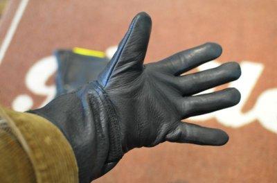 画像2: 【NAPA GLOVE/ナパグローブ】 Deerskin Gauntlet Glove ガントレットグローブ