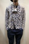 画像3: 30%OFF【OLD PARK/オールドパーク】 RIDERS SHIRT PAISLEY (3)