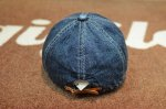 画像4: 【HIGHER/ハイヤー】 SELVEDGE DENIM CAP (4)