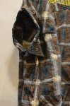 画像9: 【OLD PARK/オールドパーク】 COLLAR SLEEVE SHIRT FLANNEL (9)