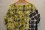 画像5: 【OLD PARK/オールドパーク】 COLLAR SLEEVE SHIRT FLANNEL (5)
