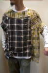 画像13: 【OLD PARK/オールドパーク】 COLLAR SLEEVE SHIRT FLANNEL (13)