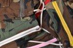 画像4: REMAKE/リメイク ウッドランドカモ サコッシュ (4)