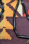 画像8: 【Rooster King&co./ルースターキング】 Black Cross Rosario Necklace ブラッククロス ロザリオネックレス (8)