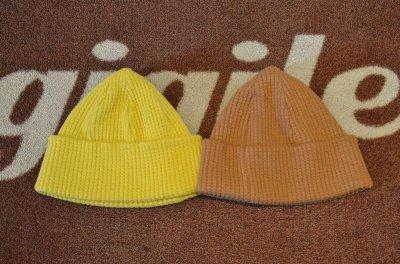 画像2: 【JACKMAN/ジャックマン】 JM6605 Waffle Knit Cap