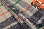 画像7: 【SWISS LINK】 Plaid Wool Blankets (7)