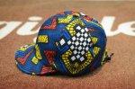 画像9: 【HIGHER/ハイアー】 AFRICAN BATIK KITENGE CAP (9)