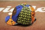 画像7: 【HIGHER/ハイアー】 AFRICAN BATIK KITENGE CAP (7)