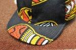 画像12: 【HIGHER/ハイアー】 AFRICAN BATIK KITENGE CAP (12)
