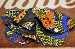 画像4: 【HIGHER/ハイアー】 AFRICAN BATIK KITENGE CAP (4)
