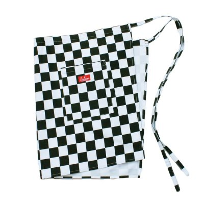 画像2: 【Cookman】 WAIST APRON 「CHECKER」