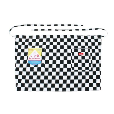 画像1: 【Cookman】 WAIST APRON 「CHECKER」