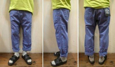 画像3: 【DE-NA-LI/デナリ】 Chino Double Knee Pants ダブルニーワークパンツ