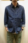画像3: 【USEFULL/ユースフル】 PASEO JACKET DENIM (3)