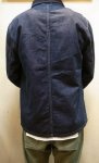 画像6: 【USEFULL/ユースフル】 PASEO JACKET DENIM (6)