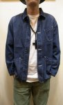 画像8: 【USEFULL/ユースフル】 PASEO JACKET DENIM (8)