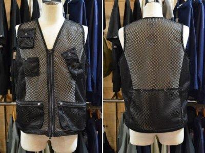 画像1: 【mellow people/メローピープル】 Twin Peaks Vest
