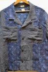 画像9: 【Remake by K】 リネン 半袖オープンカラーシャツ (9)