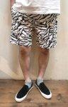 画像10: 【Cookman】 Chef Short Pants 「ZEBRA」 (10)