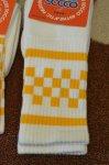 画像3: 【SOCCO/ソッコ】 Checkered Crew Socks (3)