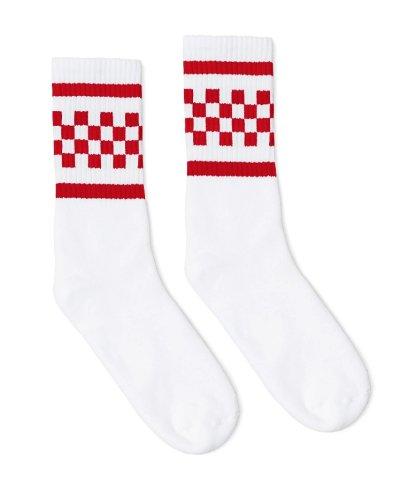 画像3: 【SOCCO/ソッコ】 Checkered Crew Socks