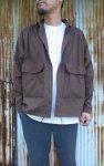 画像7: 【AXESQUIN/アクシーズクイン】 Nylon Field Jacket ナイロンフィールドジャケット (7)