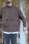 画像3: 【AXESQUIN/アクシーズクイン】 Nylon Field Jacket ナイロンフィールドジャケット (3)