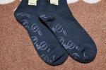 画像3: 【Ganag Socks/ガナジーソックス】 Ganag`s theme Socks 非実力派宣言ソックス (3)