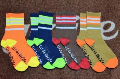 画像3: 【GanaG Socks/ガナジーソックス】 Working-class Socks 2.0