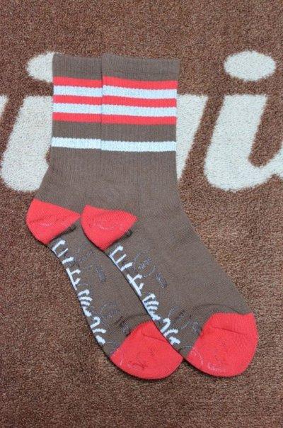 画像1: 【GanaG Socks/ガナジーソックス】 Working-class Socks 2.0