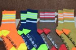 画像6: 【GanaG Socks/ガナジーソックス】 Working-class Socks 2.0 (6)