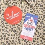 画像3: 【COOKMAN/クックマン】 Delivery Jacket 「Leopard」 (3)