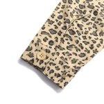 画像6: 【COOKMAN/クックマン】 Delivery Jacket 「Leopard」 (6)