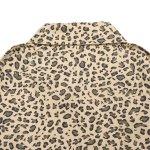 画像8: 【COOKMAN/クックマン】 Delivery Jacket 「Leopard」 (8)
