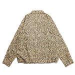 画像2: 【COOKMAN/クックマン】 Delivery Jacket 「Leopard」 (2)