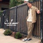 画像10: 【COOKMAN/クックマン】 Delivery Jacket 「Leopard」 (10)