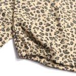 画像5: 【COOKMAN/クックマン】 Delivery Jacket 「Leopard」 (5)